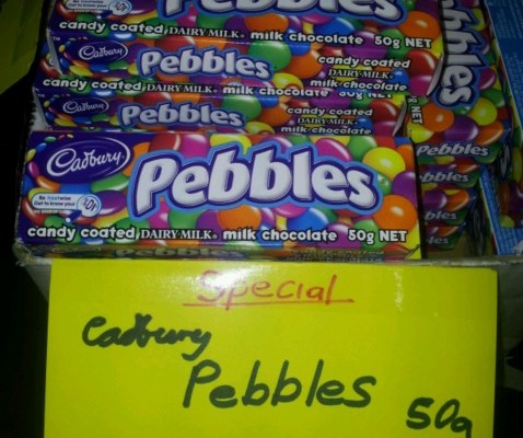 99c Pebbles going quick