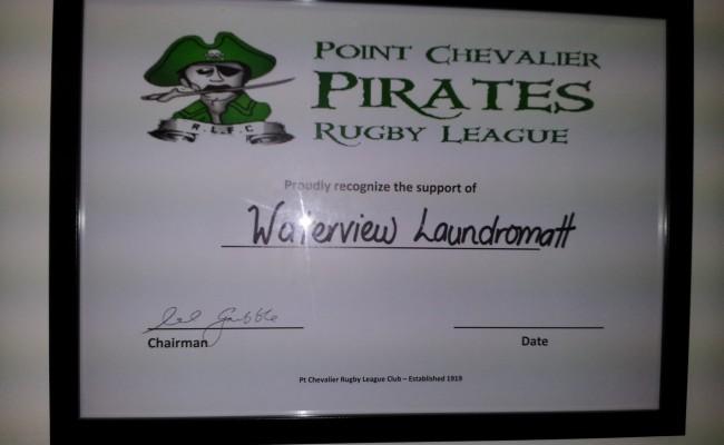 Pt Chev Pirates Cerficate